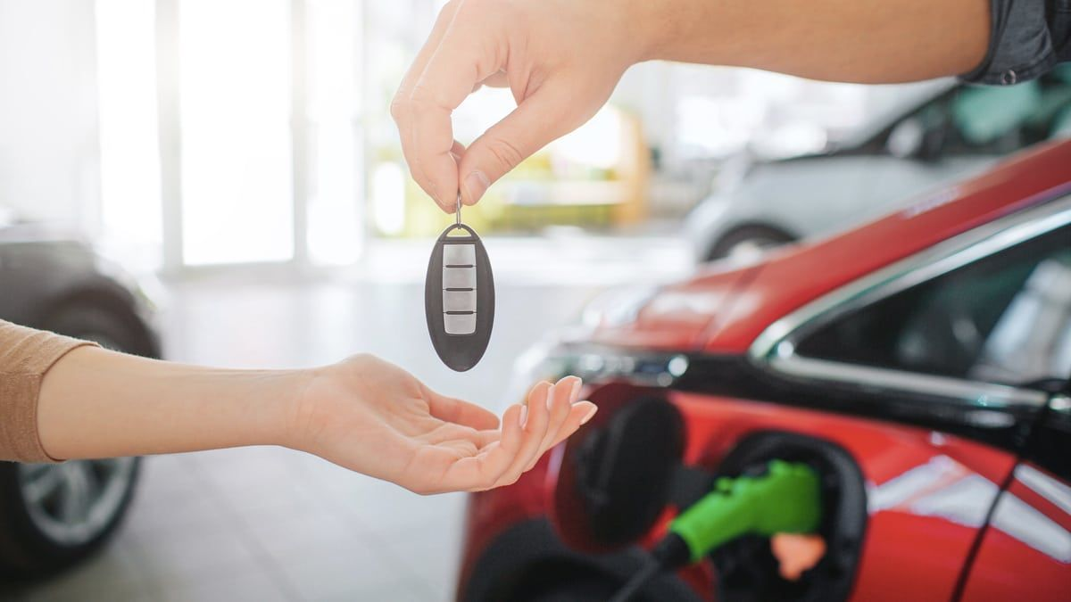 achat voiture electrique